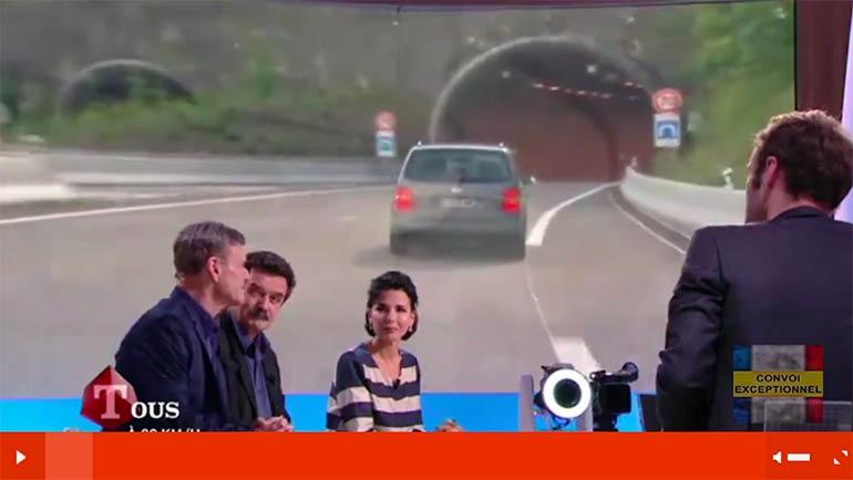 Baisser la vitesse sur nos routes ?